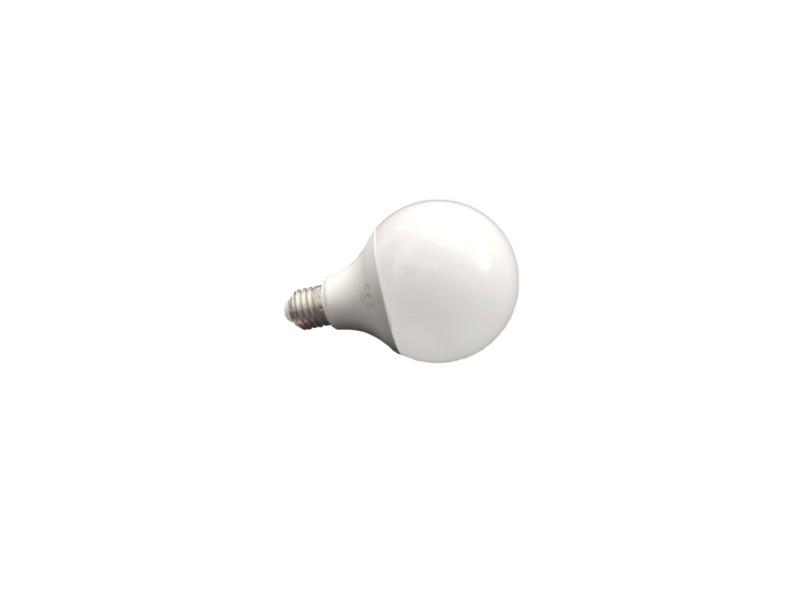 Ampoule e27 led 12w 220v g95 300° globe - blanc chaud 2300k - 3500k