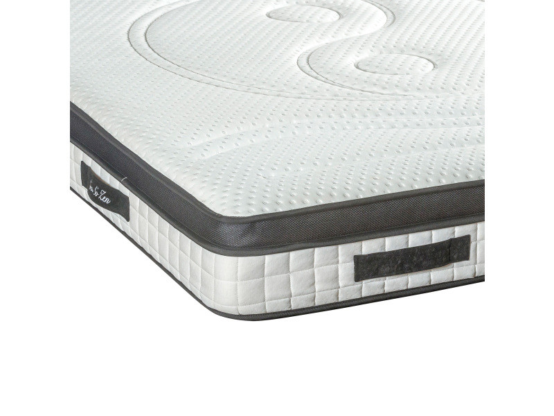 matelas hypnos 140x190 m moire de forme 24 cm vente. Black Bedroom Furniture Sets. Home Design Ideas