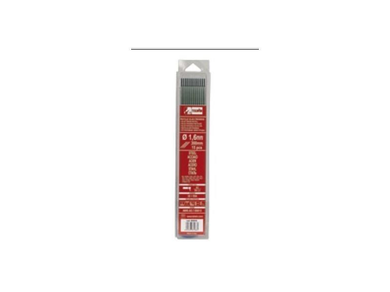 Déstockage -telwin – 15 electrodes rutiles diamètre 1,6mm pour acier