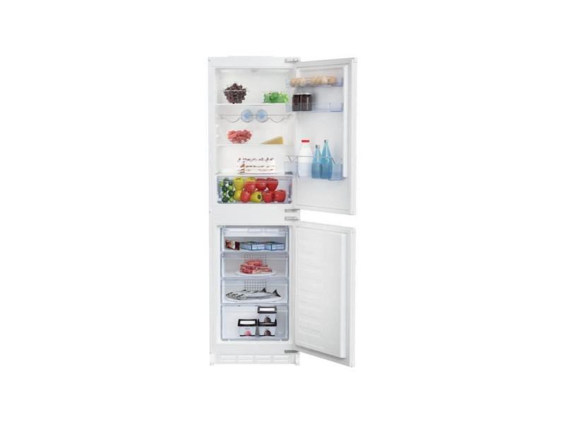 Réfrigérateur combiné 265l froid statique beko 54cm f, bek8690842380037 BEK8690842380037