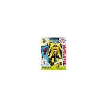 transformers robots in disguise power surge bumblebee b7069es00 vente de v hicule circuit et. Black Bedroom Furniture Sets. Home Design Ideas