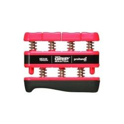 Gripmaster - Muscleur de main et doigts à haute résistance - Rouge