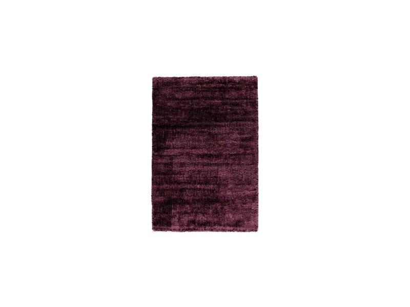 Tapis tissé grace shaggy violet HCWU9-60-110-E