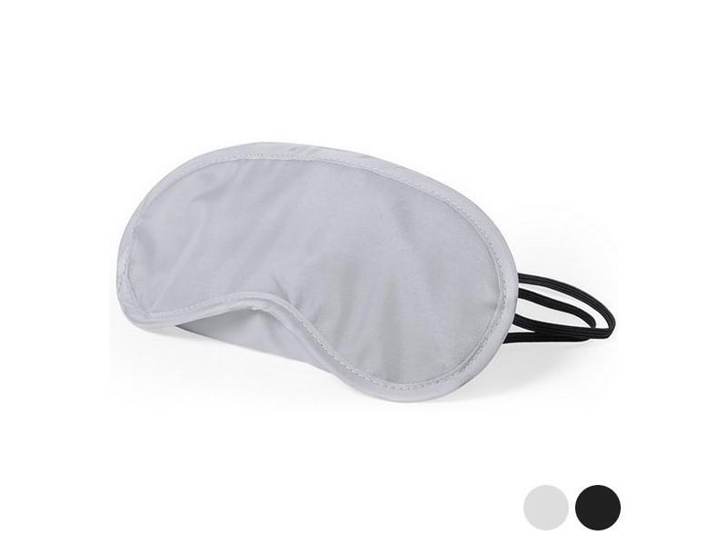Masque de voyage réglable - masque pour les yeux couleur - gris