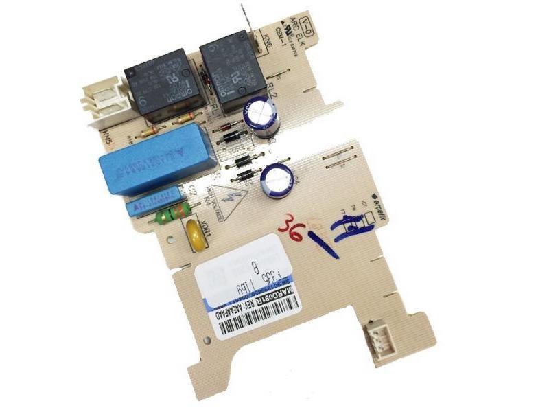 Platine de controle lave-vaisselle whirlpool 481221838537