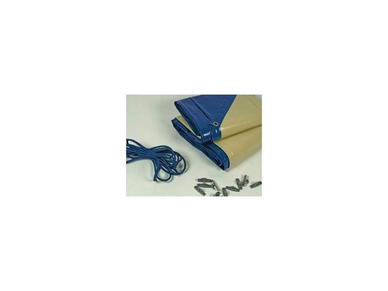 Bache Hiver Pour Piscine Lulu 280 Gr M Bleu Vente De
