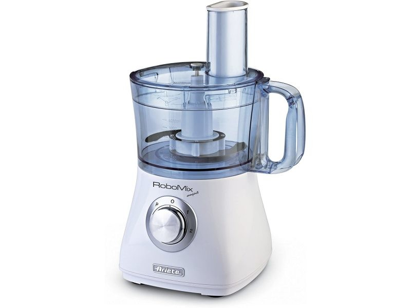 Robot de cuisine multifonctions 500w blanc