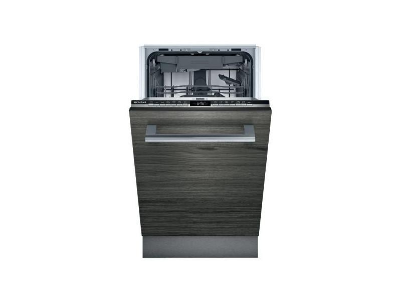 Lave-vaisselle 45cm 10c 45db a+ tout intégrable - sr63hx65me sr63hx65me