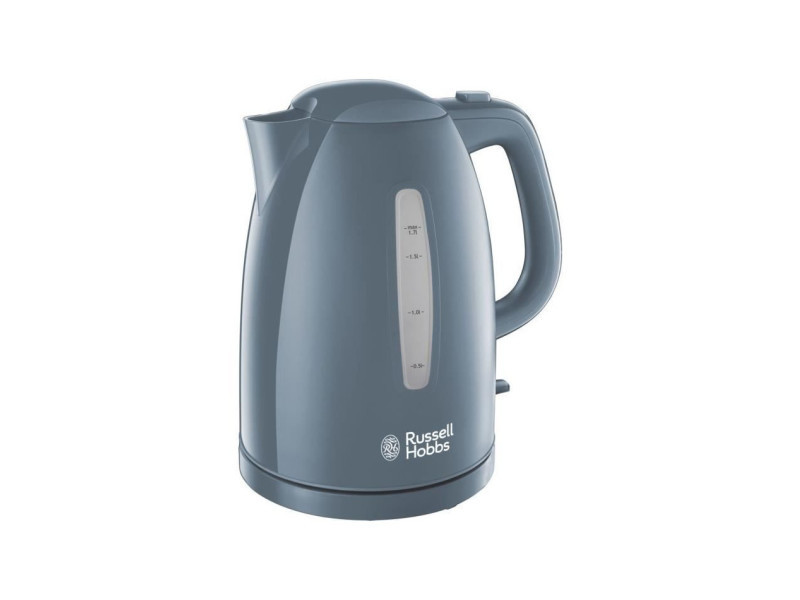 Russell hobbs 21274-70 bouilloire 1,7l texture, ebullition ultra rapide - gris RUS5038061105414