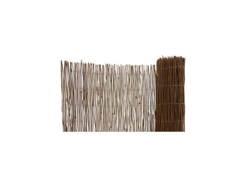 Canisse osier naturel - 1 x 3 mètres - Vente de Brise vue, panneau ...