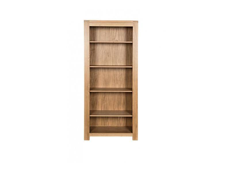 biblioth que moderne en ch ne clair boston vente de. Black Bedroom Furniture Sets. Home Design Ideas