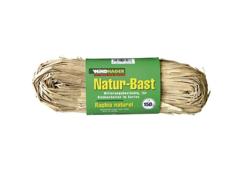 Raphia en fibre naturelle 150g