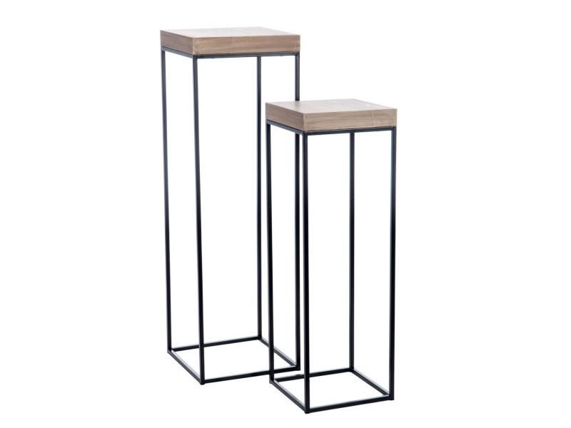 table gigogne medium b53825 vente de jolipa conforama. Black Bedroom Furniture Sets. Home Design Ideas