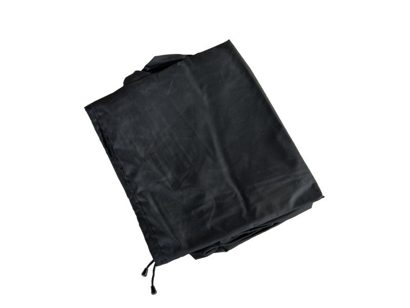 Housse de protection 222x165x65 pour le sofa d'angle molde , noir