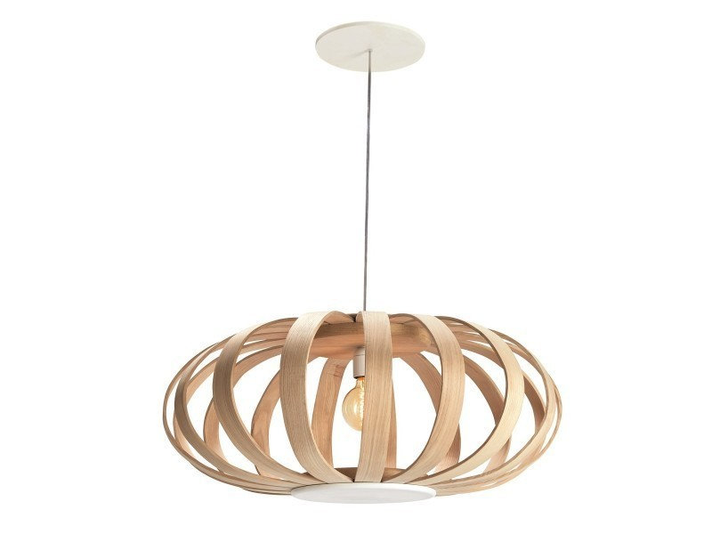 Suspension Design En Bois Vente De Limelo Conforama