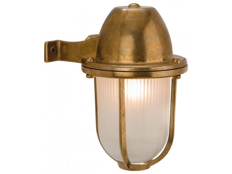Applique nautic, lanterne, laiton