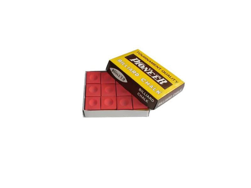Boîte de 12 craies standards rouge A241R