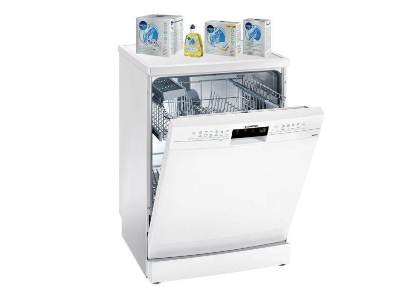 Lave-vaisselle posable blanc 46db 13 couverts 60cm moteur iqdrive
