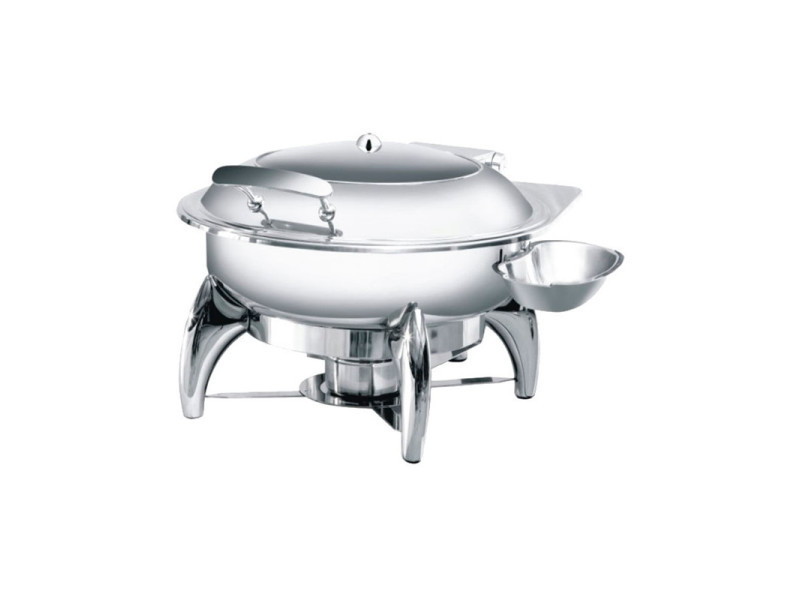 Chafing dish rond electrique - atosa - 500 cl
