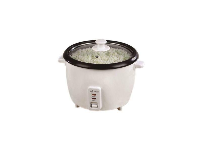 Triomph etf1408 cuiseur a riz - blanc ETF1408