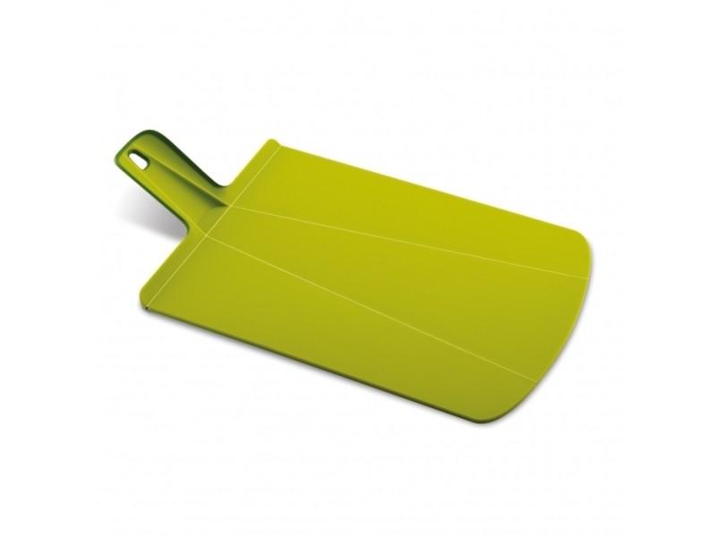 Planche à découper pliable chop2pot grand modèle vert