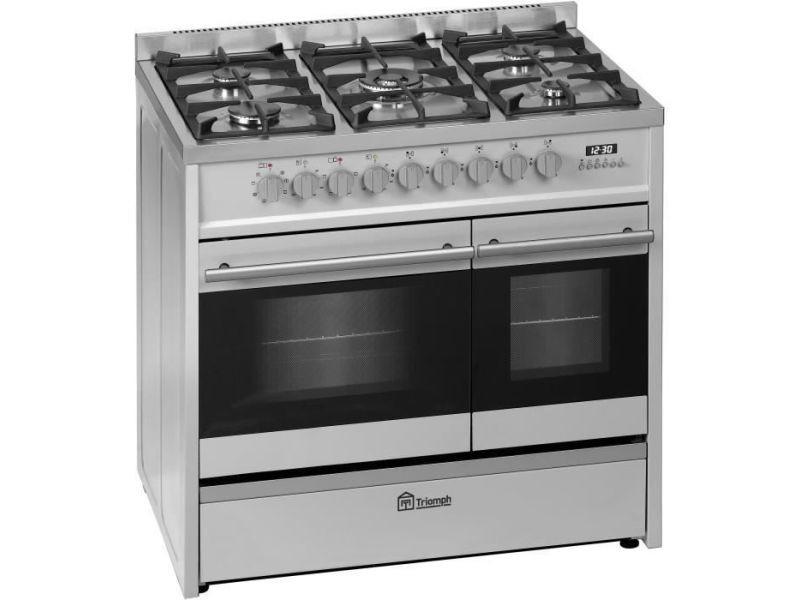 Triomph tme906gdxa cuisiniere gaz