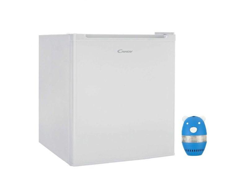 Refrigerateur frigo simple porte table top blanc 43l froid statique super compact