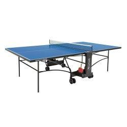 Tennis de table extérieur garlando e plateau bleu e advance c-273e