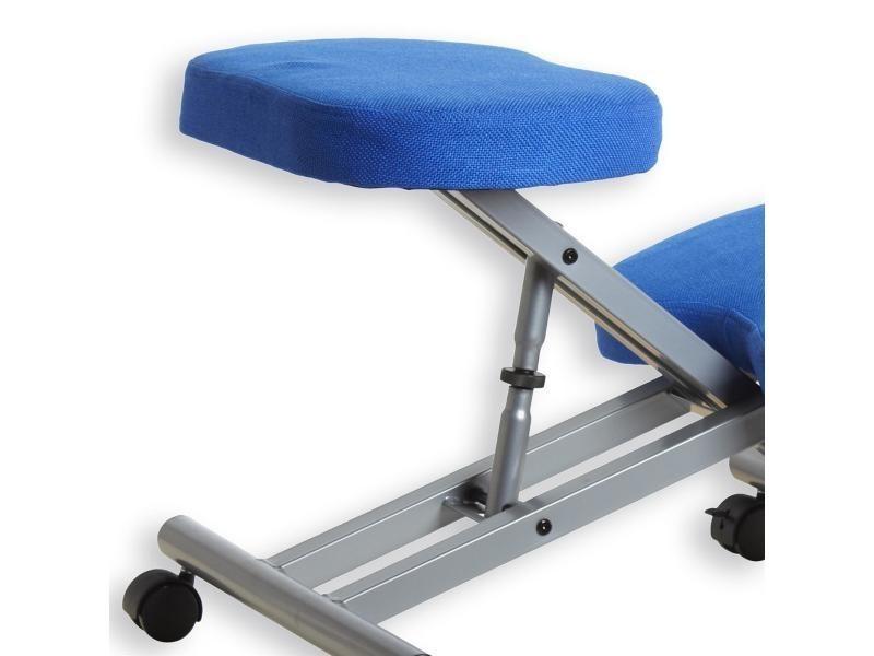nouveaux styles 705bf 46011 Tabouret ergonomique robert siège ajustable repose genoux ...