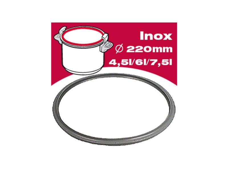 Joint autocuiseur inox 790362 4,5-6l ø24cm gris SEB3045387903626