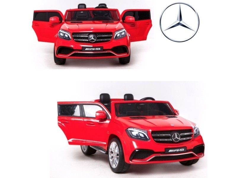 voiture lectrique 4x4 enfant 24 volts vraie 2 places mercedes 24v rouge puissante pack toutes. Black Bedroom Furniture Sets. Home Design Ideas