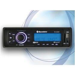 Roadstar ru-285bt autoradio stereo fm rds, bluetooth, usb sd noir