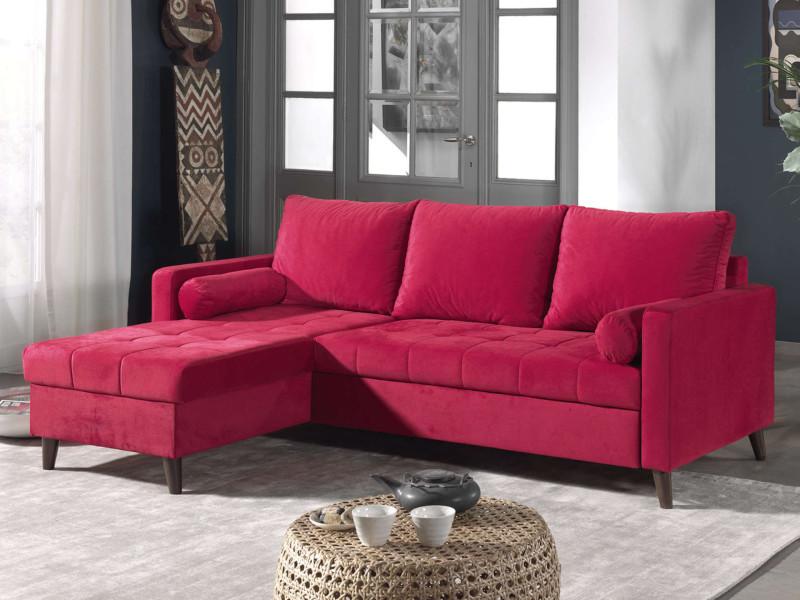 polar canap d 39 angle r versible convertible en. Black Bedroom Furniture Sets. Home Design Ideas