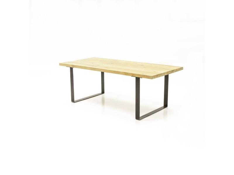 Table 160 cm chêne - fabrik