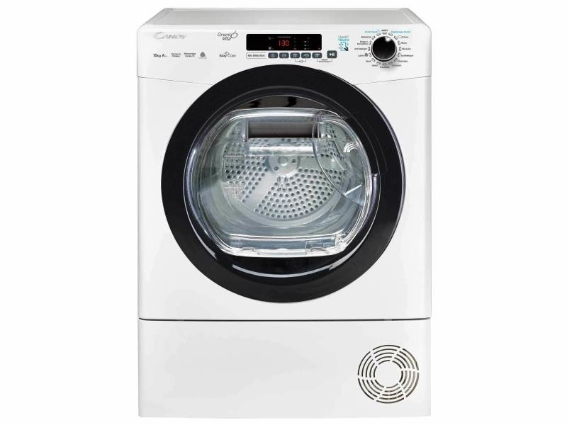 Seche linge frontal candy gvsh 10 a 2 dbex 47