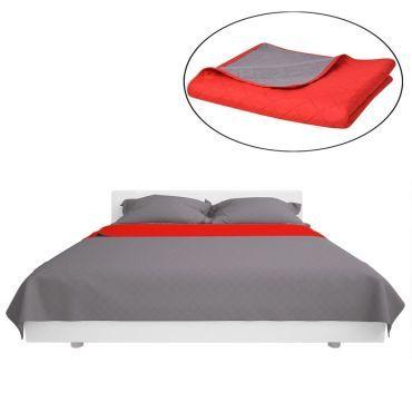Couette Dessus De Lit dessus-de-lit et couettes distingué couvre-lit double face matelassé