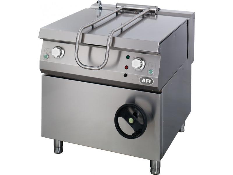 Sauteuse électrique 80 à 205 l - série 900 - afi collin lucy - 130 l 8000 cl