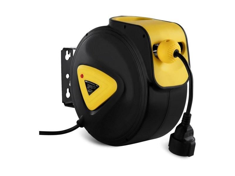 Enrouleur de câble - automatique - 15 m + 1,5 m helloshop26 14_0000158