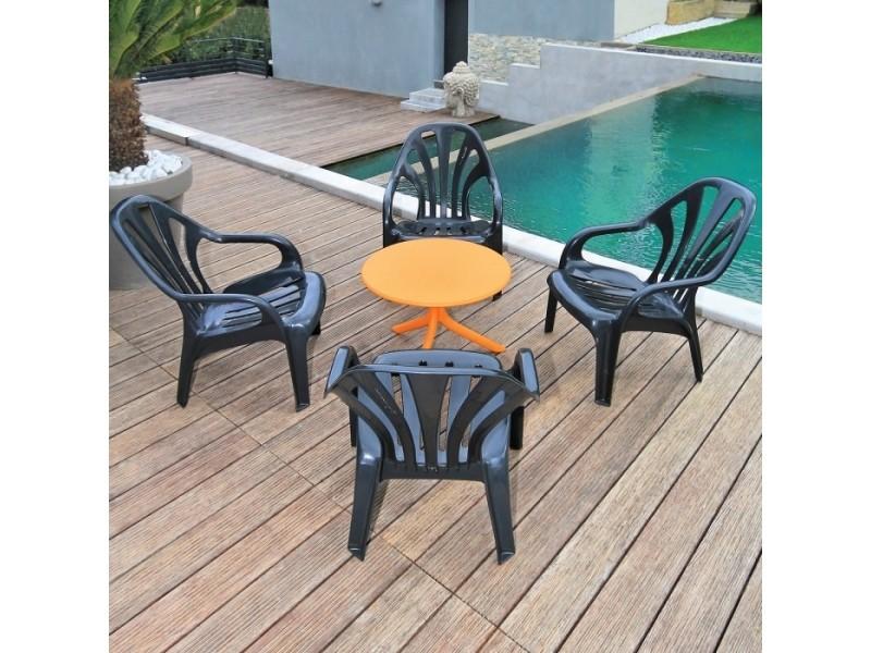 Fauteuil Bas De Jardin Bolero Vente De Zendart Design Outdoor