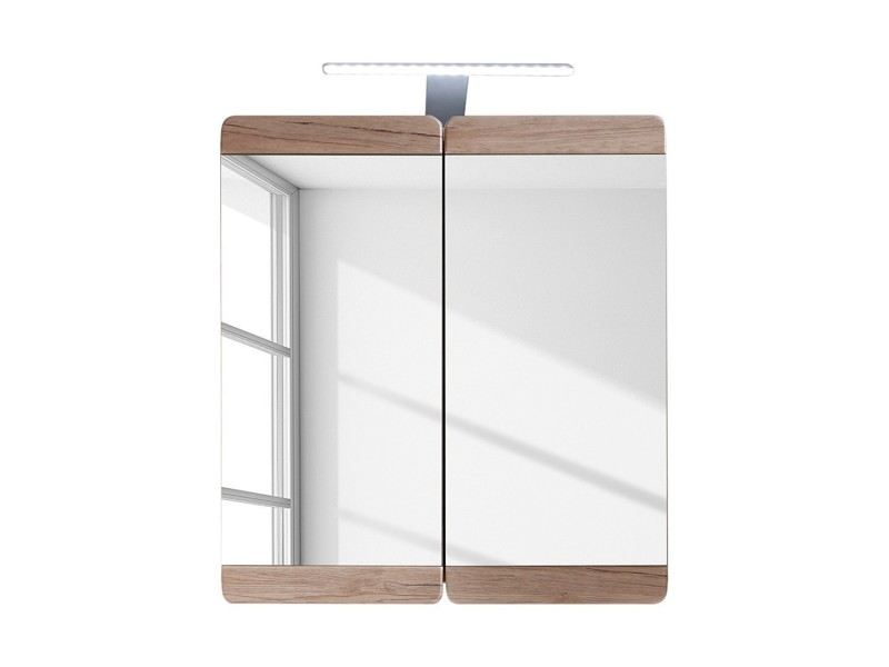 Armoire de toilette miroir conforama affordable armoires for Miroir conforama