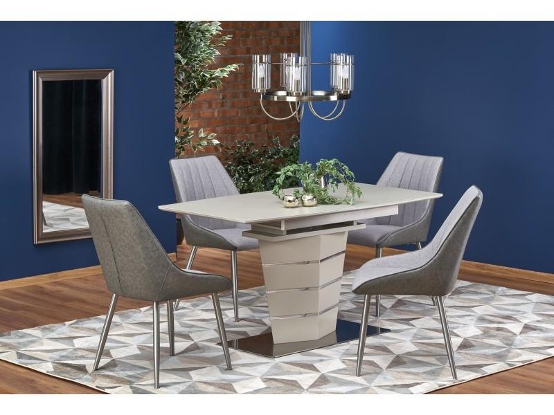 Table à manger design extensible 140÷180 x 80 x 76 cm