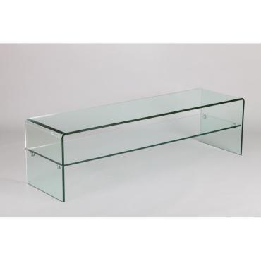 meuble tv design agate en verre 20100841998 vente de. Black Bedroom Furniture Sets. Home Design Ideas