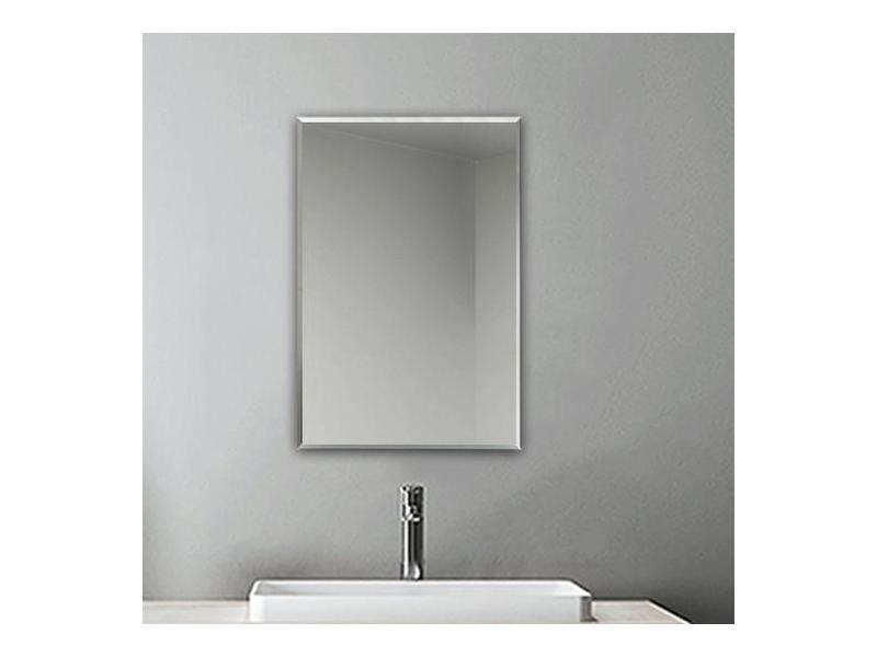 Miroir rectangulaire miroir salle bain miroir 45x60cm miroir mural miroir design