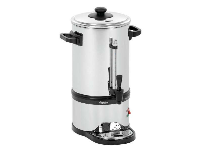 Percolateur à café professionnel 48 tasses - bartscher - 600 cl 320