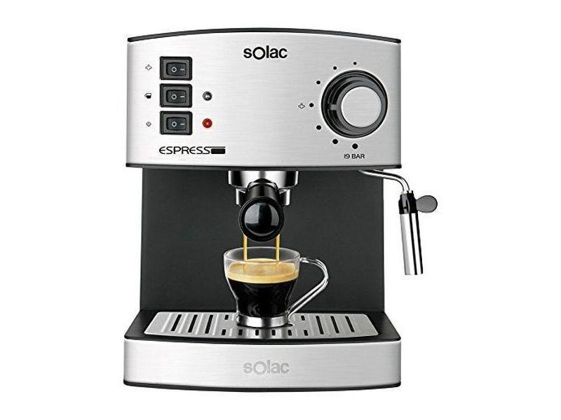 Cafetières splendide café express arm solac ce4480 expresso 19 bar 1,25 l 850w