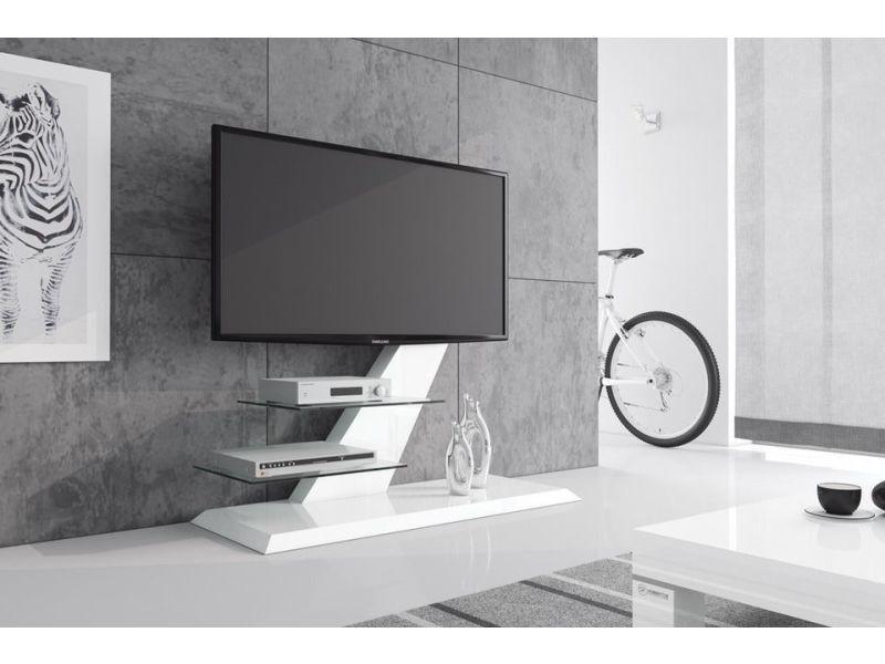 Meuble tv - l : 110 cm x p : 50 cm x h : 106 cm
