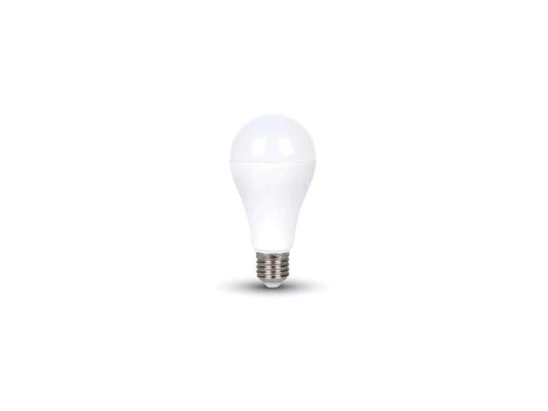 Ampoule led e27 a65 15w 2015 blanc chaud 2700k vt2015-4453