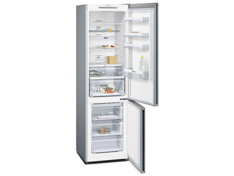 Réfrigérateur combiné 60cm 366l a++ nofrost finition inox - kg39nvi35 kg39nvi35