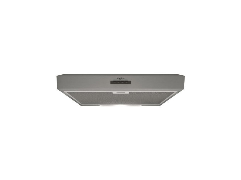 Hotte visière 320m³/h whirlpool 60cm c, whi8003437233746 WHI8003437233746