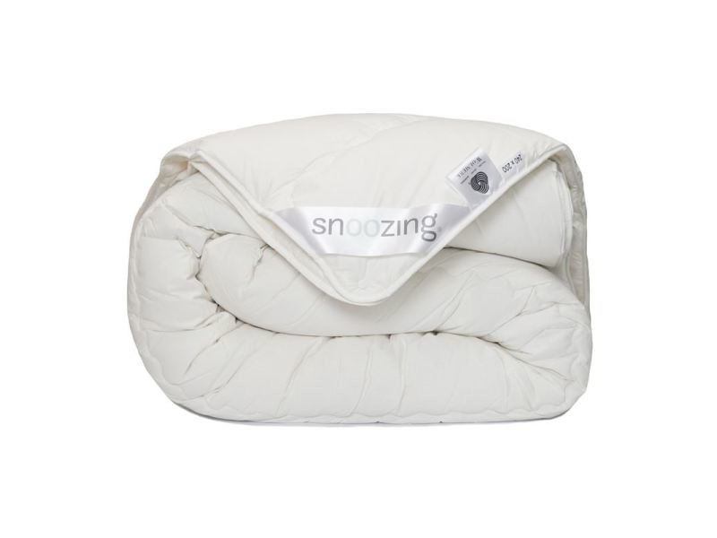 Snoozing texel - couette 4 saisons - 100% laine - 200x200 cm SMUL101901003